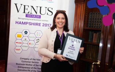 Hampshire Venus Awards 2017