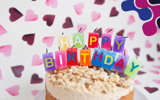 2nd Business Birthday