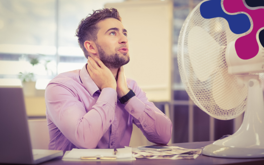 Keep your employees cool
