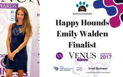 Venus Awards Finalist: Emily Walden, Happy Hounds