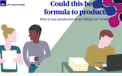 How To Stay Productive At Work