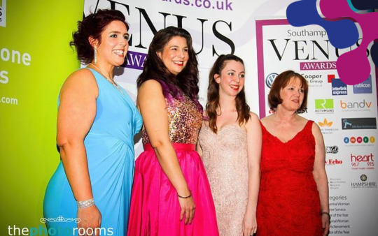 One week on from the Small Business Awards .. Kate Underwood HR & Training Dorset Hampshire