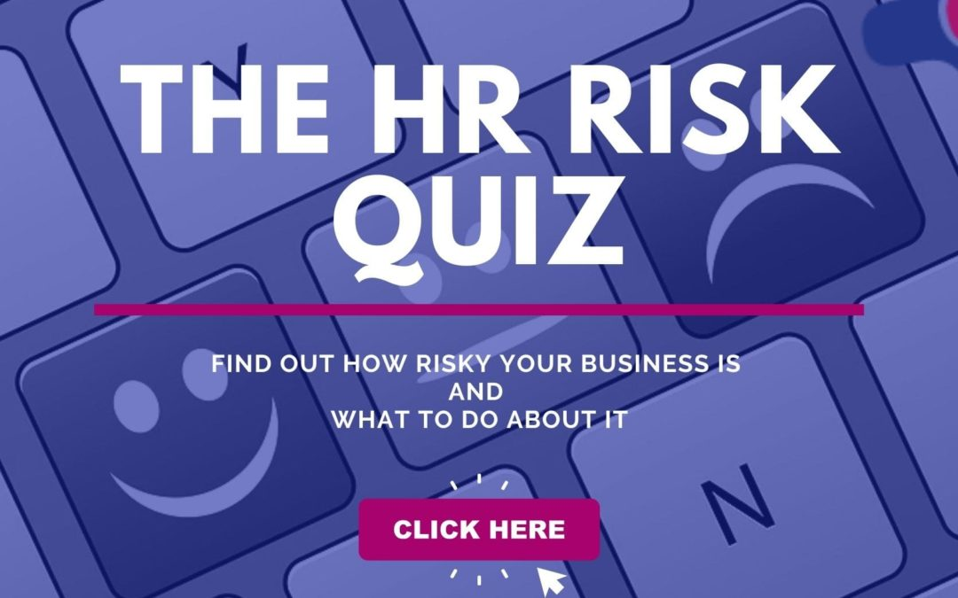 HR Risk Quiz